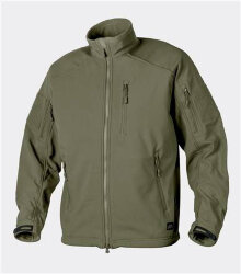 КУРТКА Delta Soft Shell - Shark Skin - Olive Green, код HELIKON-TEX BL-DTT-FS-02
