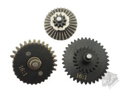 НАБОР ШЕСТЕРНЕЙ 3mm Steel CNC Gear Set 16:1  ZCAIRSOFT CL-02