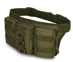 СУМКА ПОЯСНАЯ Multi-function Tactical Pockets AS-BS0040OD