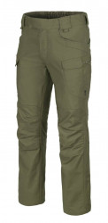 БРЮКИ UTP PolyCotton Canvas, Olive Green, код HELIKON-TEX SP-UTL-PC-02