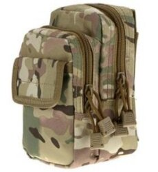СУМКА ПОЯСНАЯ Outdoor Molle Tactical AS-BS0049CP