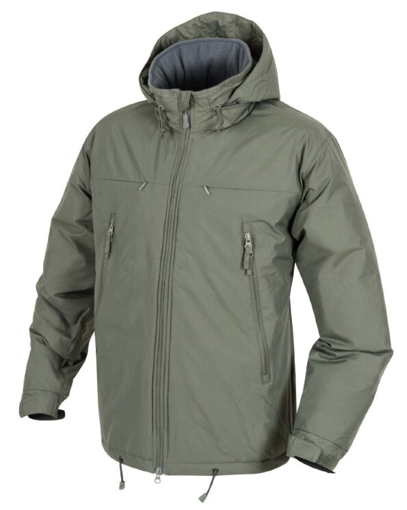 КУРТКА HUSKY Tactical Winter - Climashield® Apex 100g - Alpha Green, код HELIKON-TEX KU-HKY-NL-36