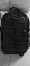 РЮКЗАК 32L 5.11 Style Airsoft Tactical 32x48x21cm AS-BS0101B