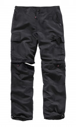 БРЮКИ OUTDOOR QUICKDRY SCHWARZ, SURPLUS 53605.03