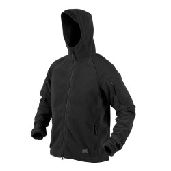 КУРТКА CUMULUS® - Heavy Fleece - Black, код HELIKON-TEX BL-CMB-HF-01