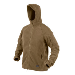 КУРТКА CUMULUS® - Heavy Fleece - Coyote, код HELIKON-TEX BL-CMB-HF-11