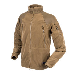 КУРТКА STRATUS® - Heavy Fleece - Coyote, код HELIKON-TEX BL-STC-HF-11