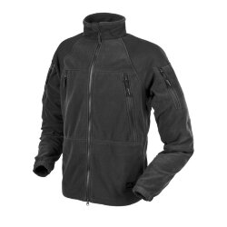 КУРТКА STRATUS® - Heavy Fleece - Black, код HELIKON-TEX BL-STC-HF-01