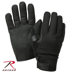 ПЕРЧАТКИ COLD WEATHER STREET SHIELD BLACK, код ROTHCO 4436