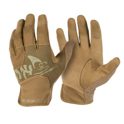 ПЕРЧАТКИ All Round Fit Tactical Gloves ® COYOTE, код HELIKON-TEX  RK-AFL-PO-1112A