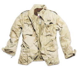 КУРТКА REGIMENT M65 JACKE DES. STORM, SURPLUS 202501.55