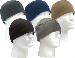 ШАПКА GI TYPE POLAR FLEECE WATCH CAP CHARCOAL код ROTHCO 8460