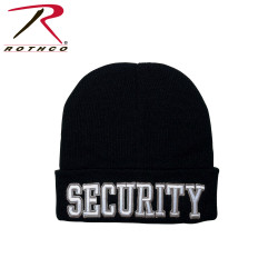 ШАПКА DELUXE EMBROIDERED SECURITY код ROTHCO 5342