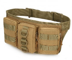 СУМКА ПОЯСНАЯ Multi-function Tactical Pockets AS-BS0040T