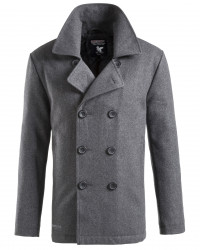 КУРТКА PEA COAT ANTHRAZIT, SURPLUS 204030.17