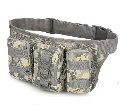 СУМКА ПОЯСНАЯ Multi-function Tactical Pockets AS-BS0040ACU